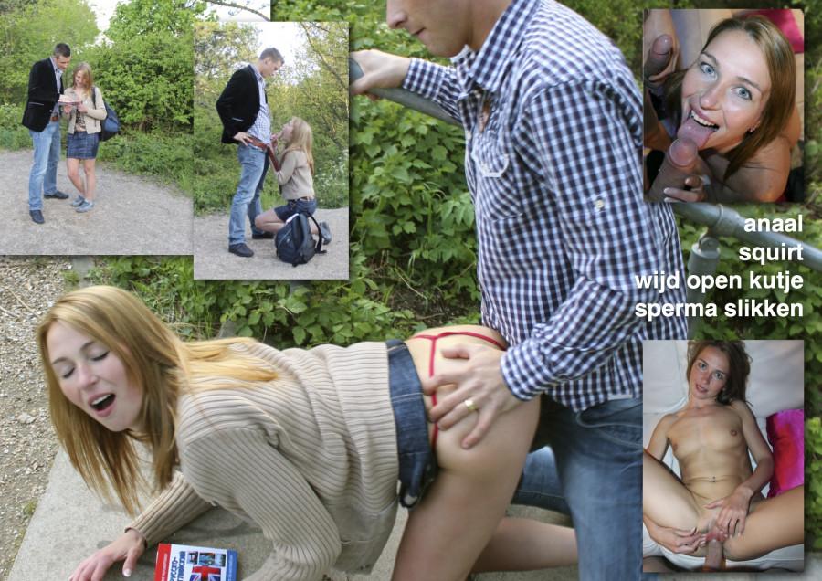 gratis buitensex film webcamsex nederland