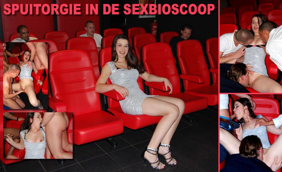 Sexclub film belgie gangbang