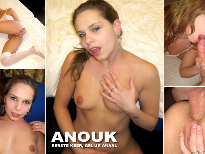 Film 20-jarige Anouk gaat anaal