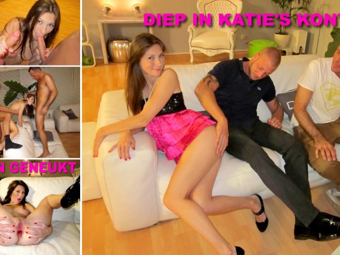 Film Bikkelhard anaaltrio met toeriste Katie