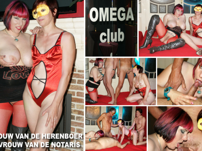 Film Hobby Hoeren die je zelf mag komen neuken in Club Omega