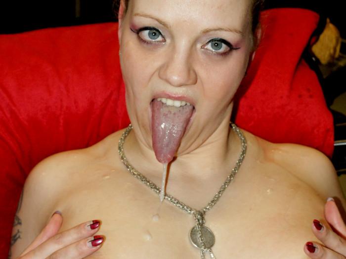 Film Zaadgeile Bukkake met overlopende pijpmondjes