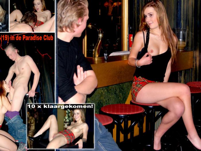 Film Een kijkje in een sexclub met Dominika (19)