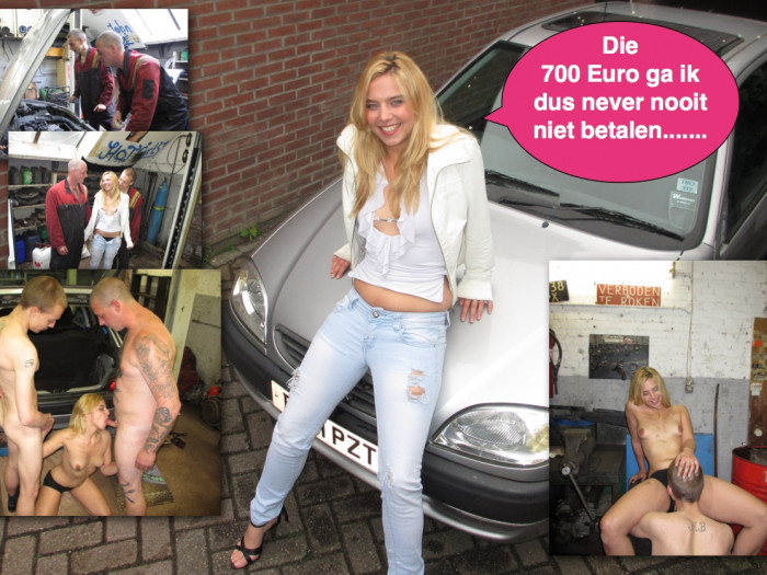 Film 700 Euro op je reparatie besparen met een Grote Beurt