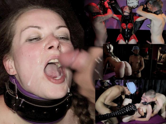 Film Kinky latex-slet Gwen laat vandaag alles met zich doen