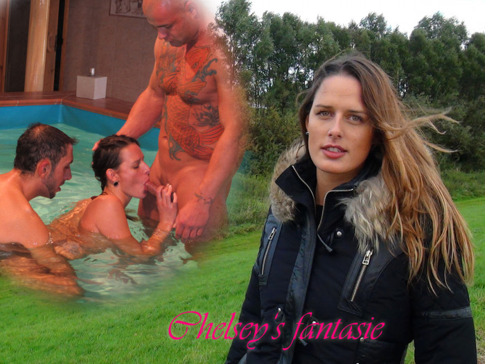 Film Knallende Onderwatersex met zalige Chelsey