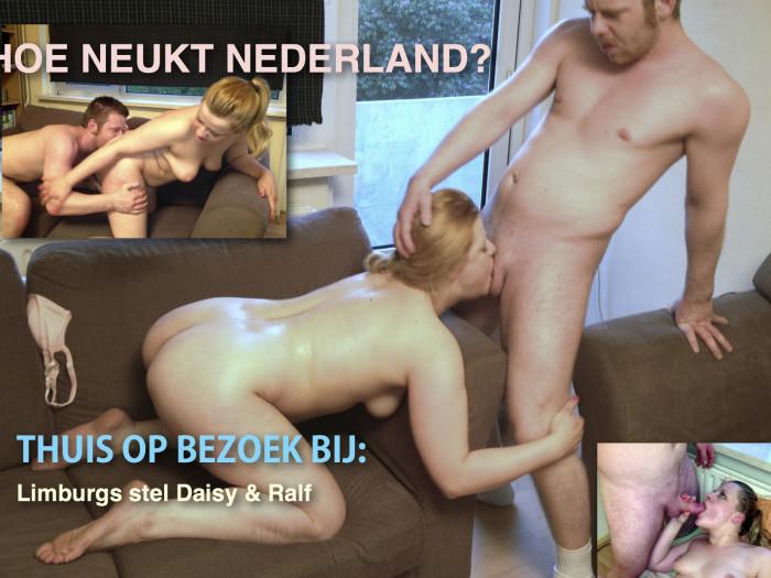 Film Hoe Neukt Nederland? Dit zijn Daisy en Ralf uit Limburg