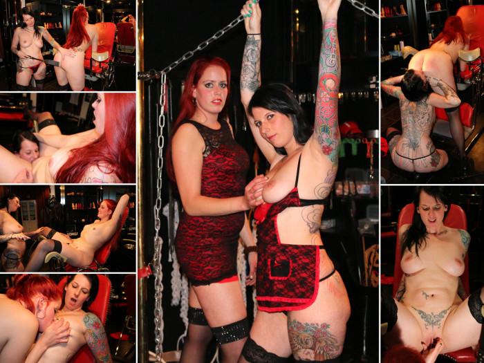 Film Kinky sletten Evy en Amanda Part 1