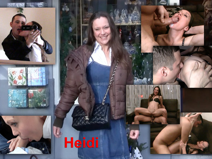 Film Dollen in Delft met MILF Heidi