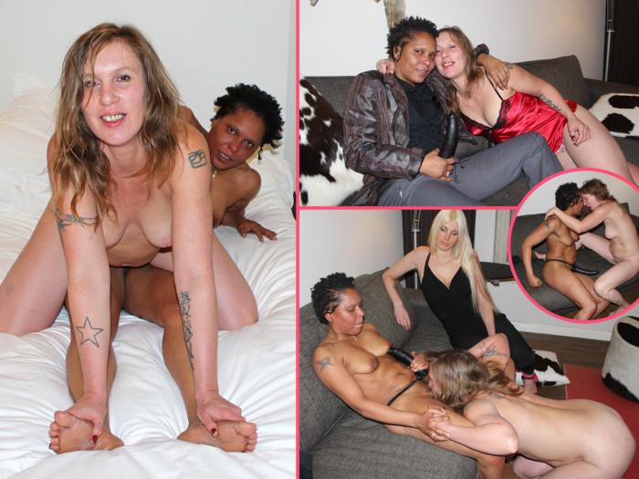 Film Nog niet vertoond, een ECHT lesbisch stelletje