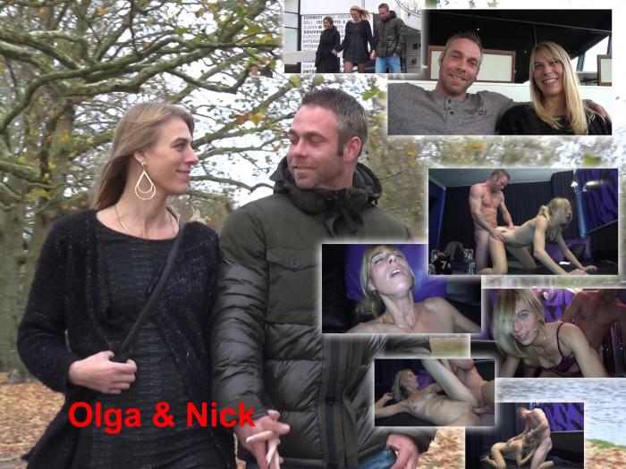 Film Olga en Nick vormen een prachtig stel