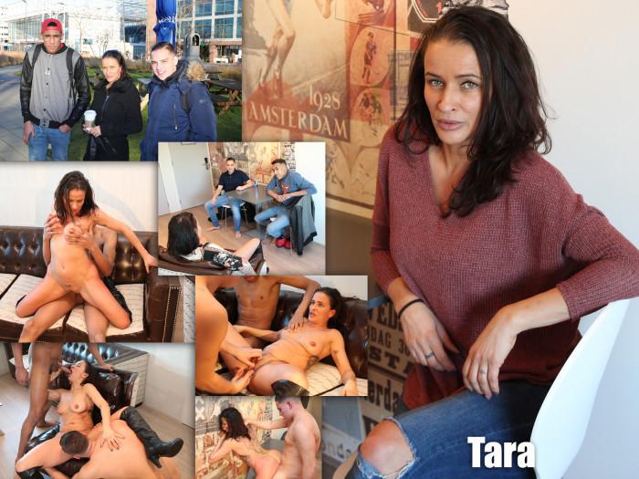 Film Lekkere Tara (42) debuteert met 2 jonge geile boys