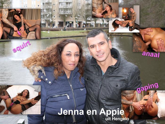 Film Geile snoeperds Jenna en Appie doen het na 20 jaar nog elke dag
