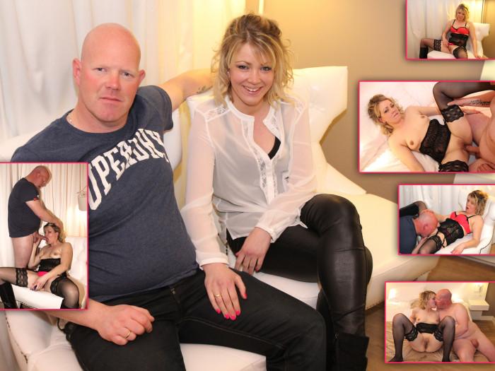 Film Jessy en Roelof, 14 jaar samen, zoeken nog steeds de spanning op