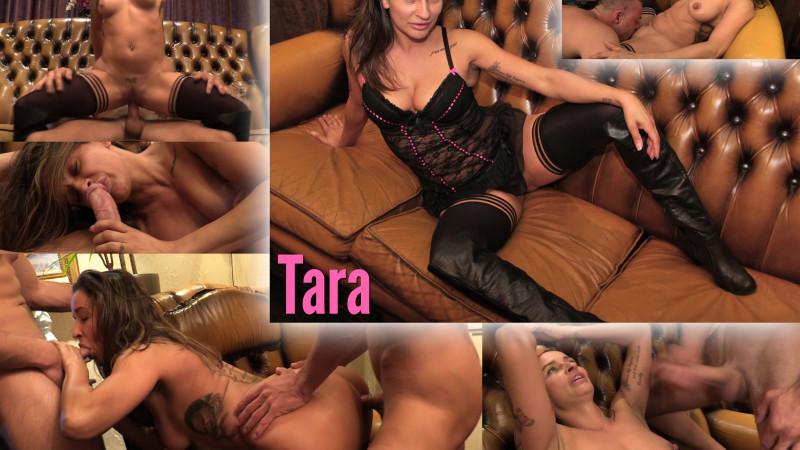 Film MILF Tara test nieuwe pornomannen uit