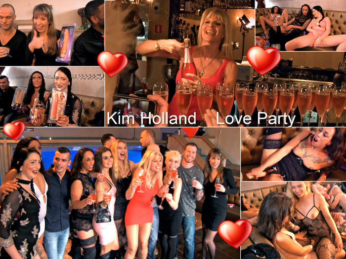 Film Kim Holland's Valentijn LOVE Party deel 1