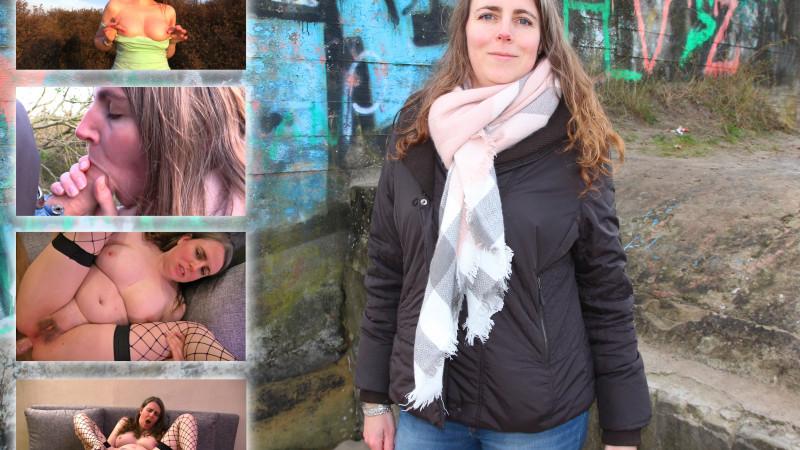 Film Westlands anaal-amateurtje Fabiola wil jou zien genieten