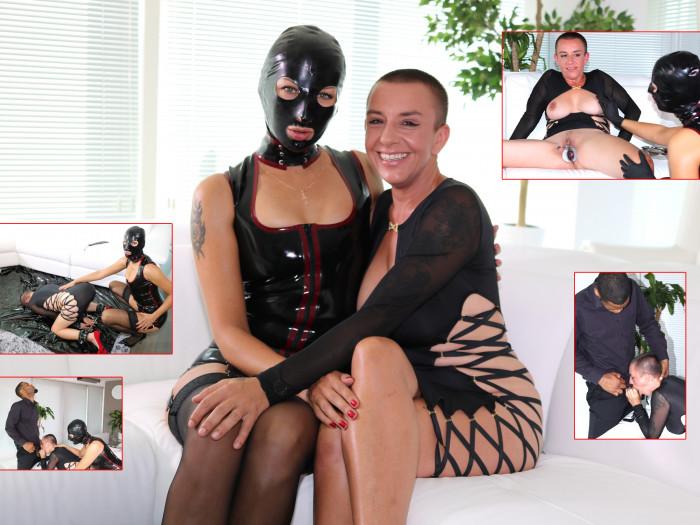 Film Super kinky amateur Larissa: seks is mijn leven! Deel 1