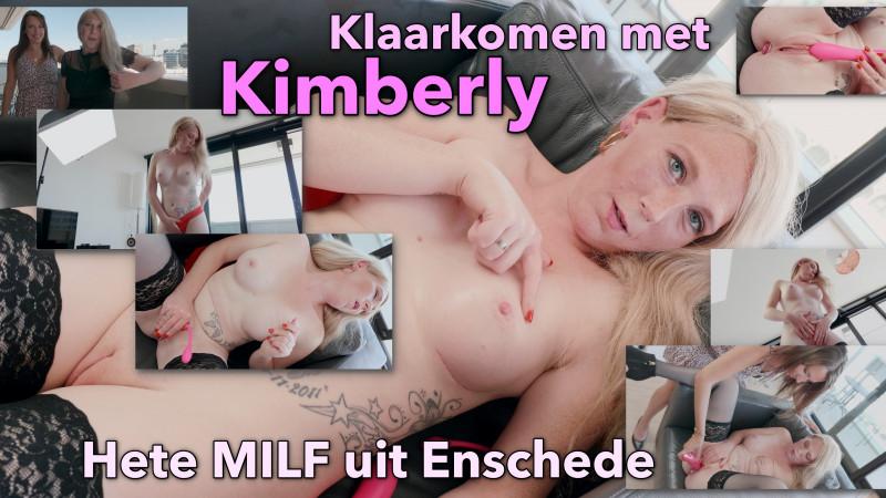 Film Doe mee met hete amateur MILF Kimberly uit Enschede