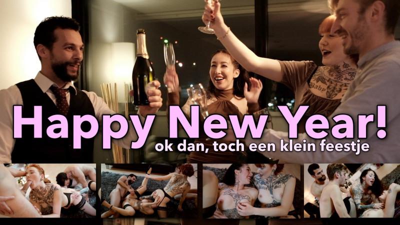 Film Happy New Year! Neukend het Nieuwe Jaar in