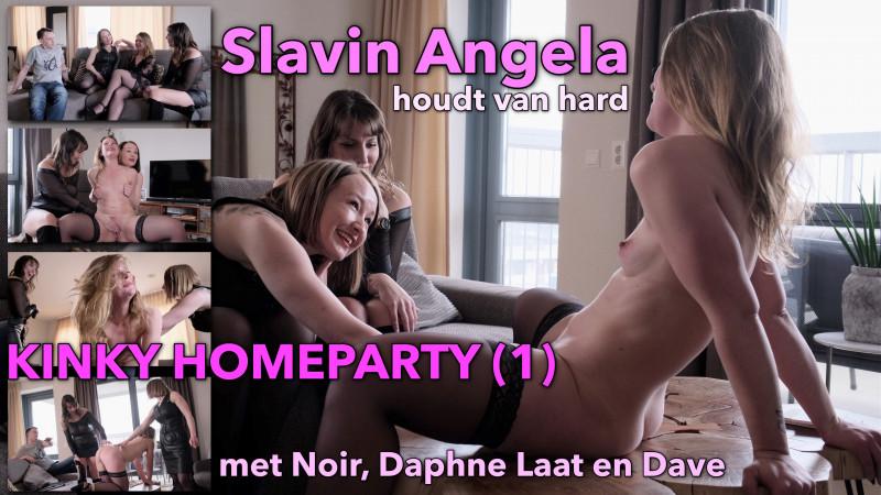 Film Kinky Homeparty met Noir, Angela en Dave (1)